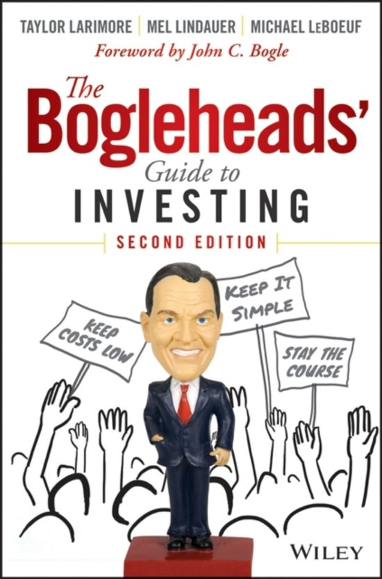 Bogleheads Guide to Investing boek cover
