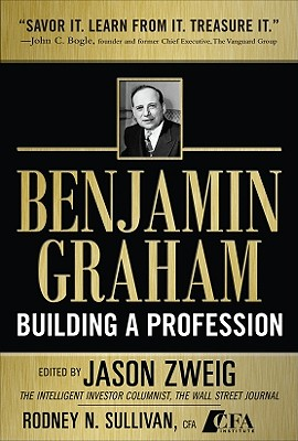 Benjamin Graham, Building a Profession