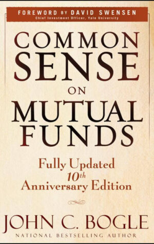 common sense on mutual funds john c bogle cover