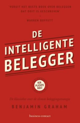 de intelligente belegger cover